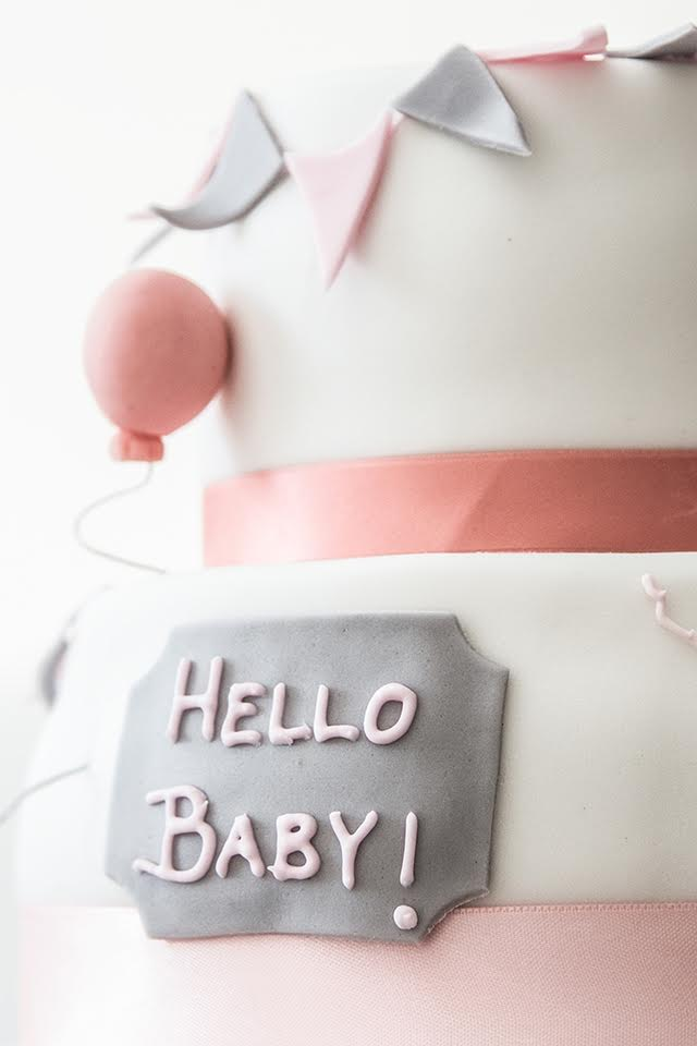 Babyparty, Torte