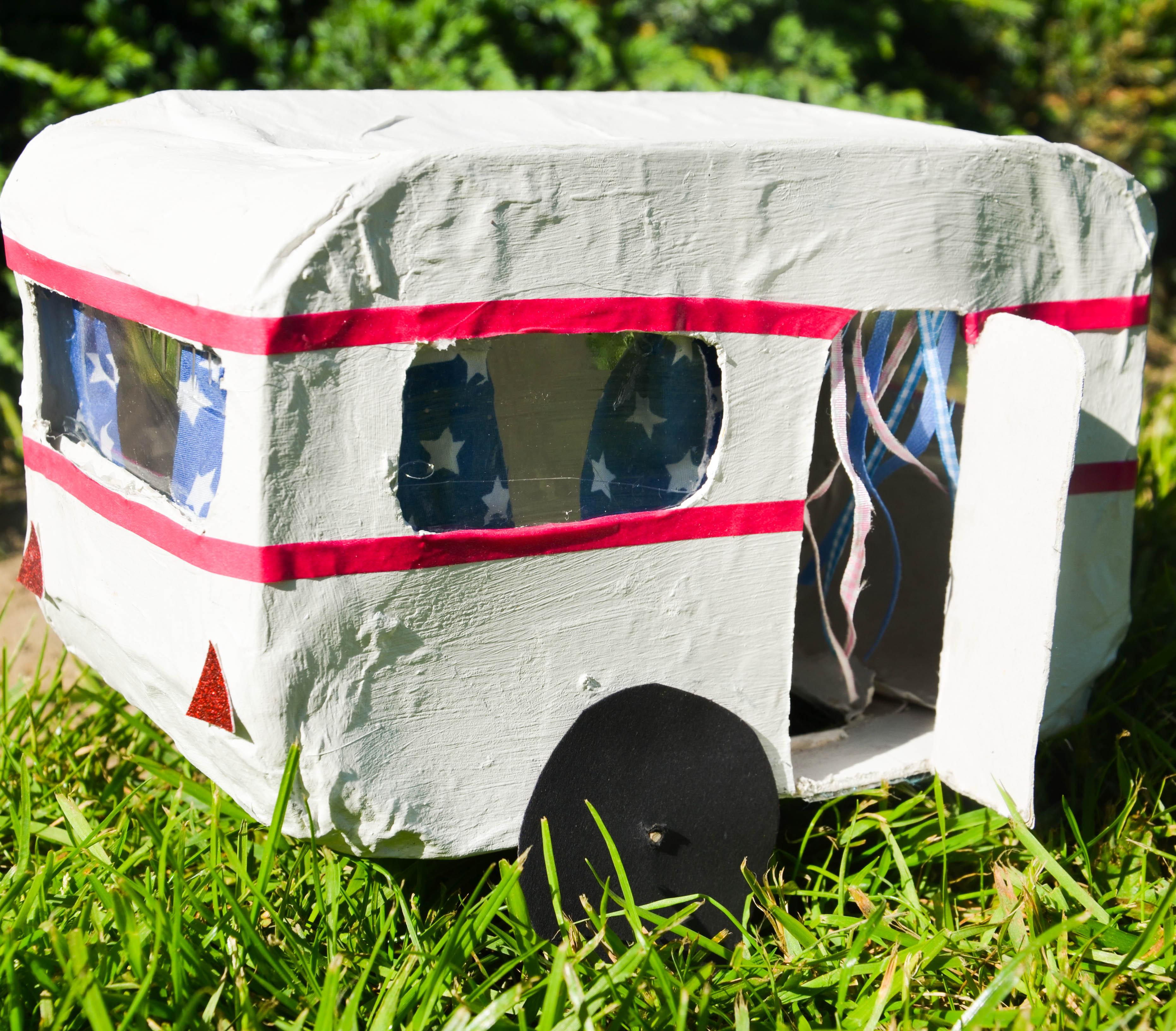 retro wohnwagen wasf rmich. Black Bedroom Furniture Sets. Home Design Ideas
