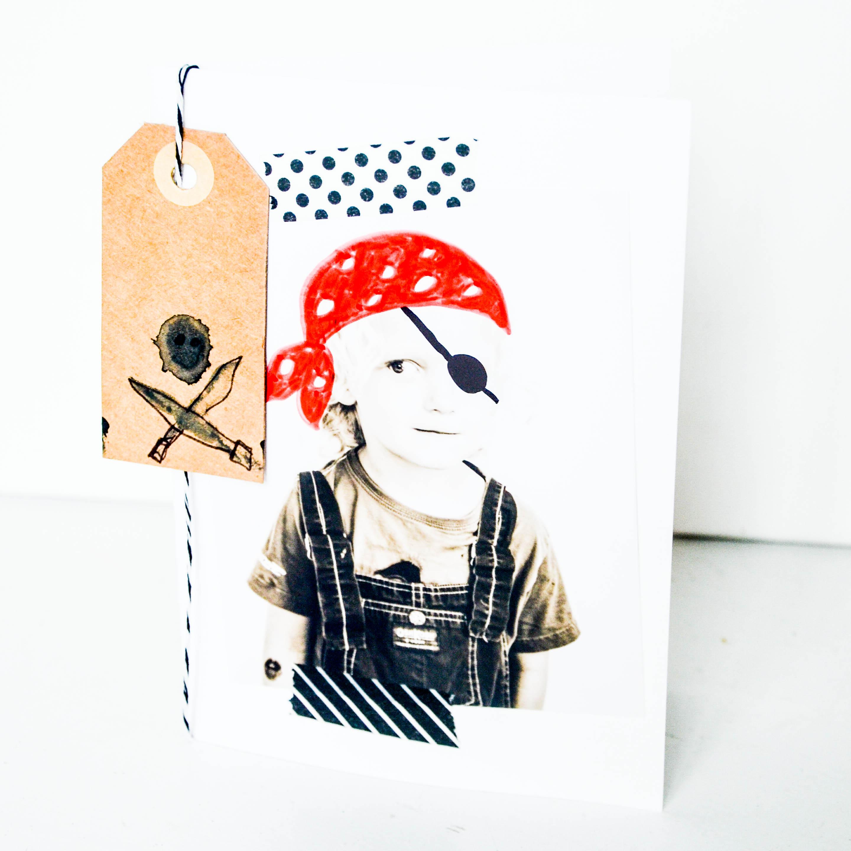 Kindergeburtstag, Pirat, Piraten-Party