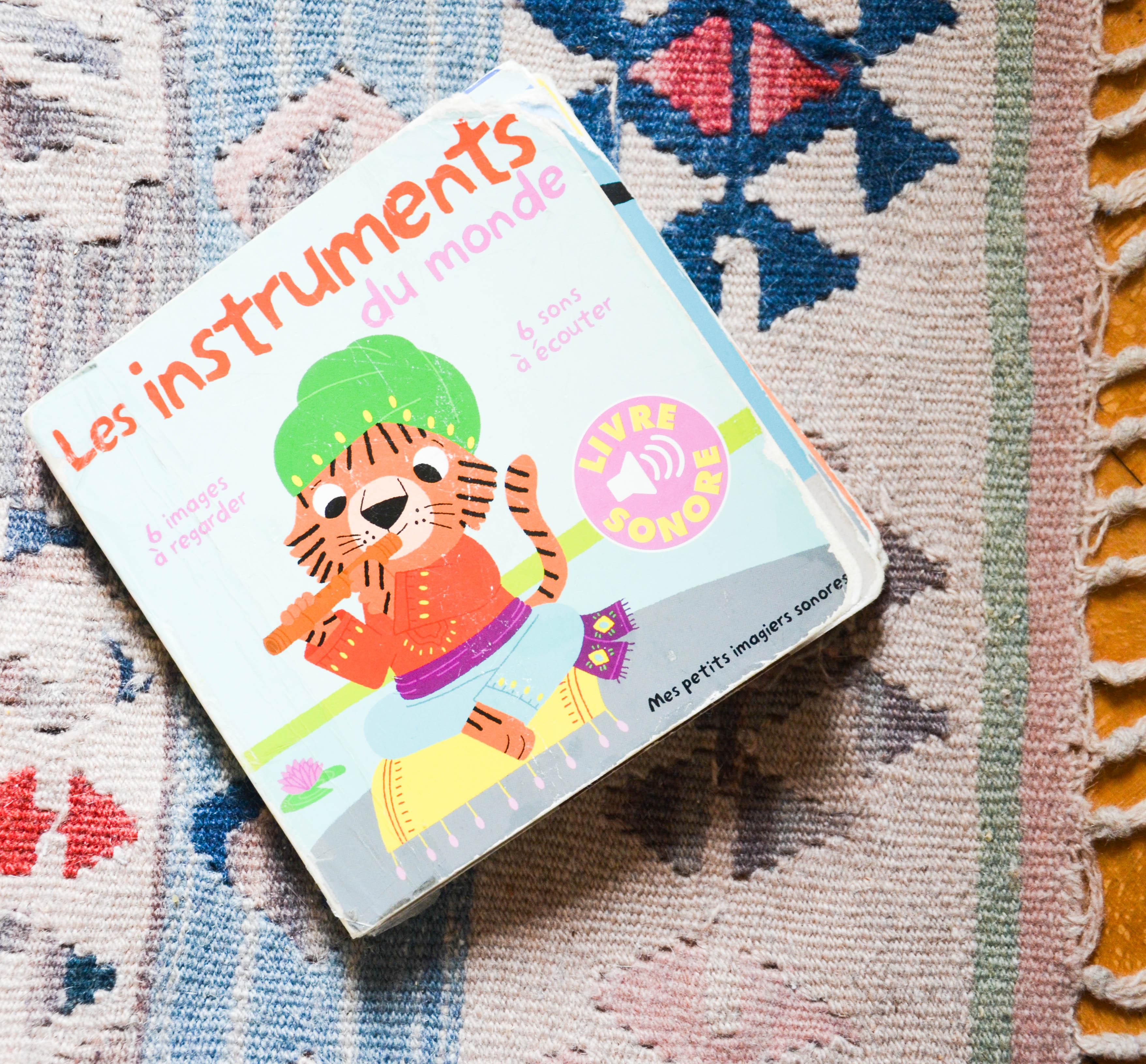 Kinderbuch aus Frankreich
