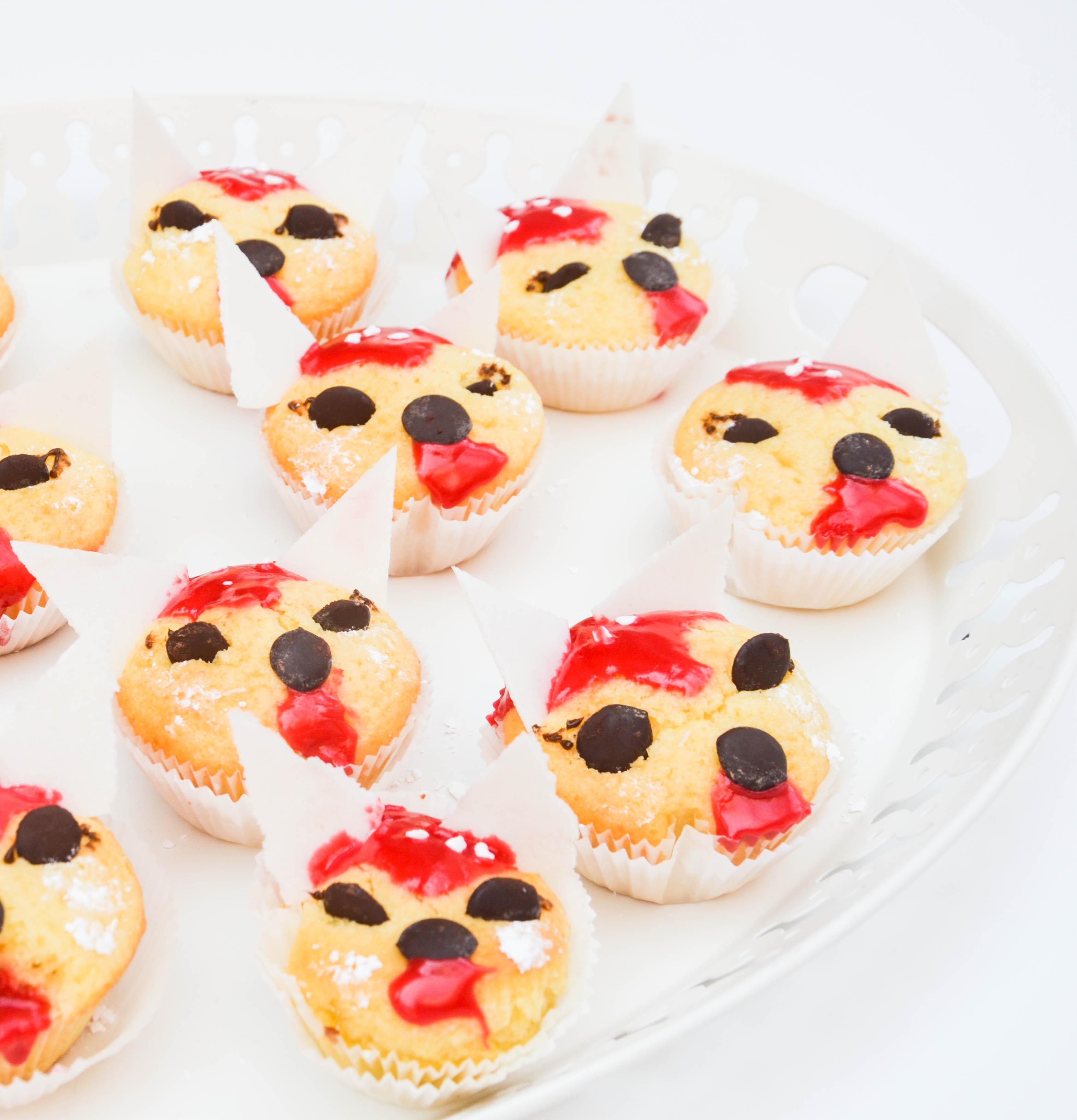 Fuchskuchen, Muffins, Kindergeburtstag