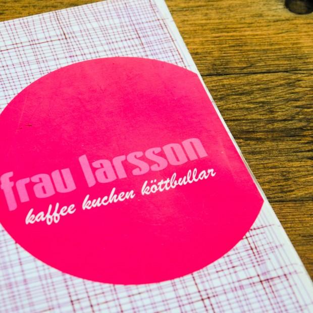 Café Frau Larsson, Hamburg