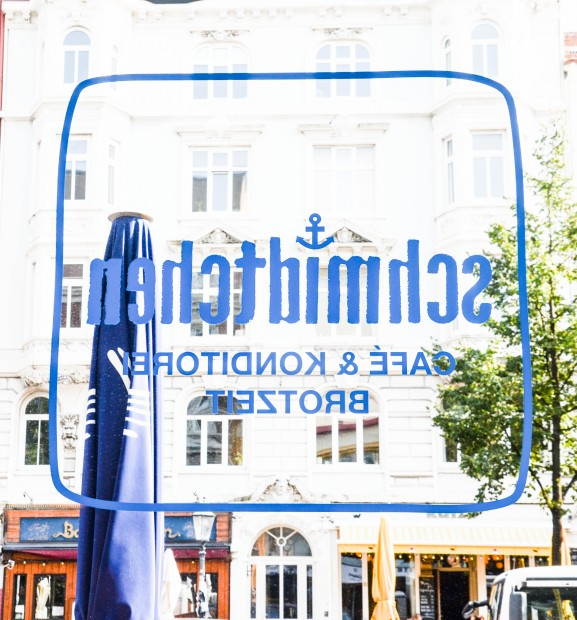 Cafes in Hamburg, Hamburg, Shoppen