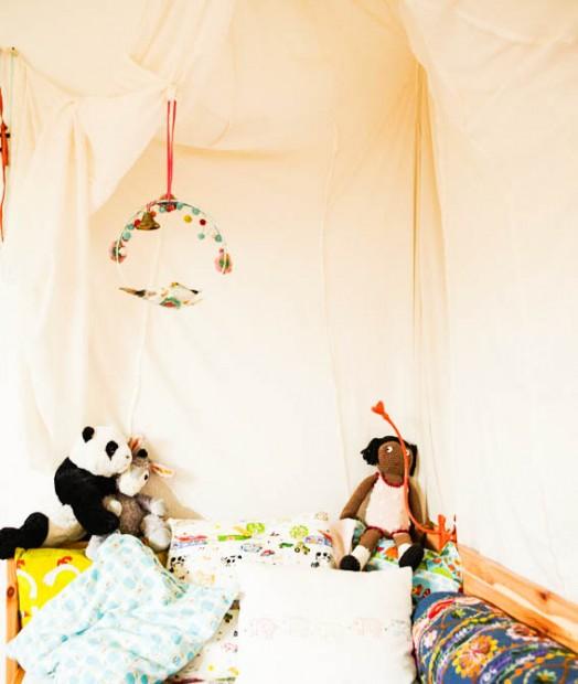Kinderbett, Kuschelecke, Kinderzimmer