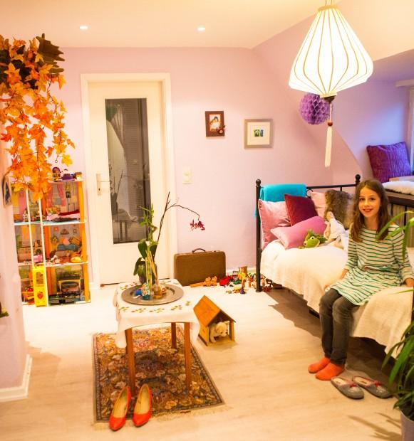 Kinderzimmer, Mädchenzimmer, Amelie
