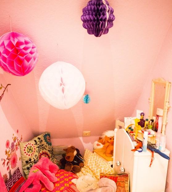 Ausnahmsweise aufgeräumt, Amelie, Mädchenzimmer