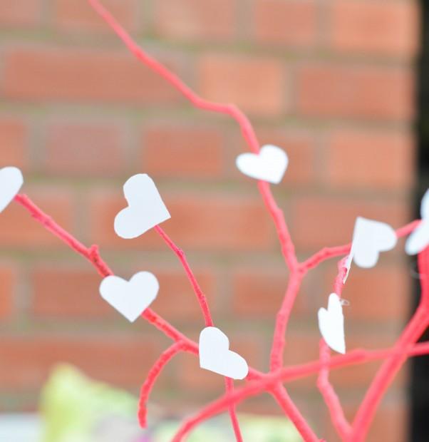 Liebe, DIY, Valentinstag, Herzen