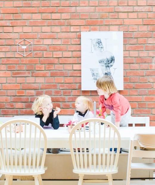 Wintergarten, Kinder, Hausbau