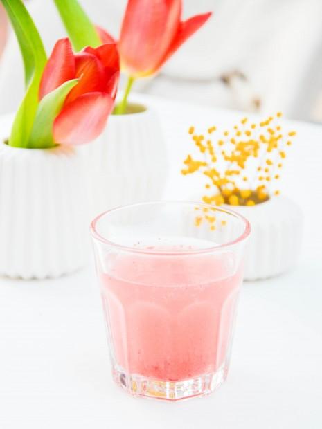 Erdbeerbrause