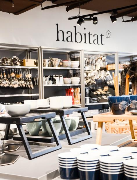habitat, küche