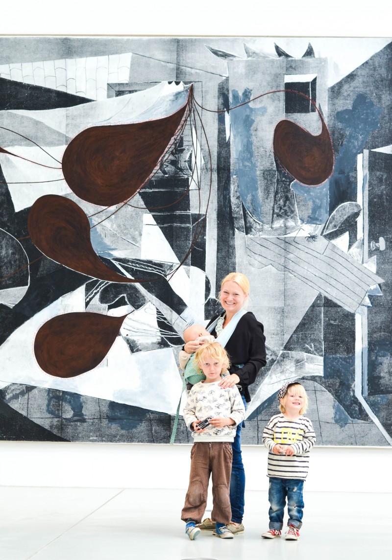 KUnsthalle, Hamburg, Picasso, Kinder, KUnst
