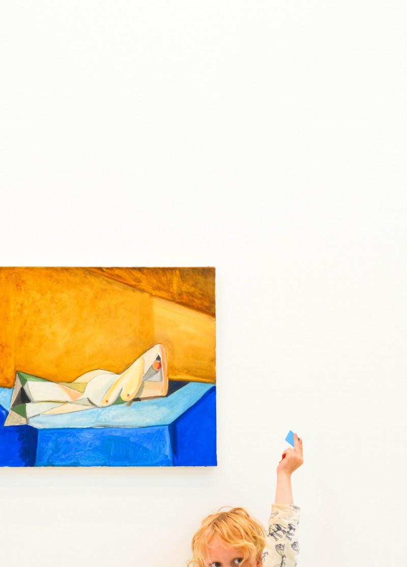 Kinder, Kunst, Picasso