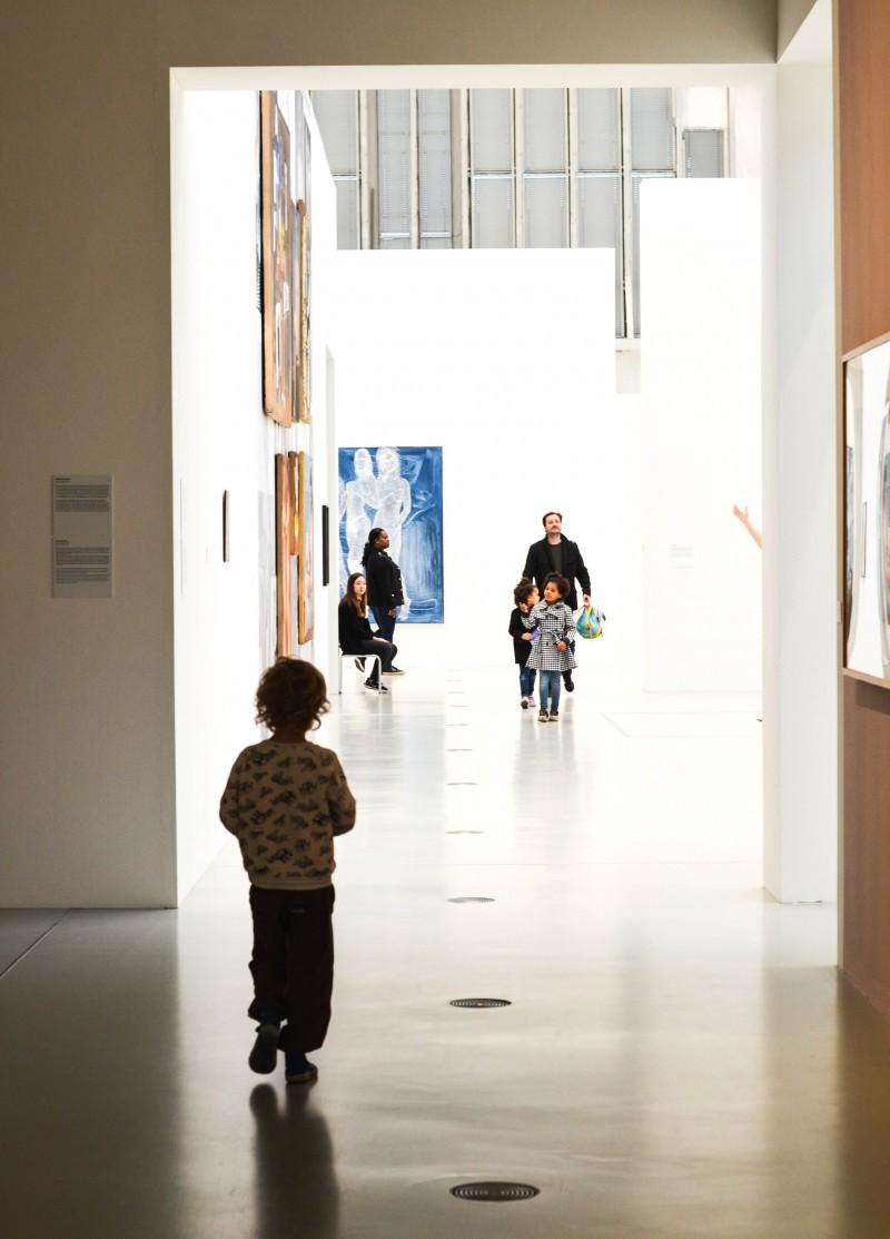 Deichtorhalle Hamburg, Kunst, Kinder