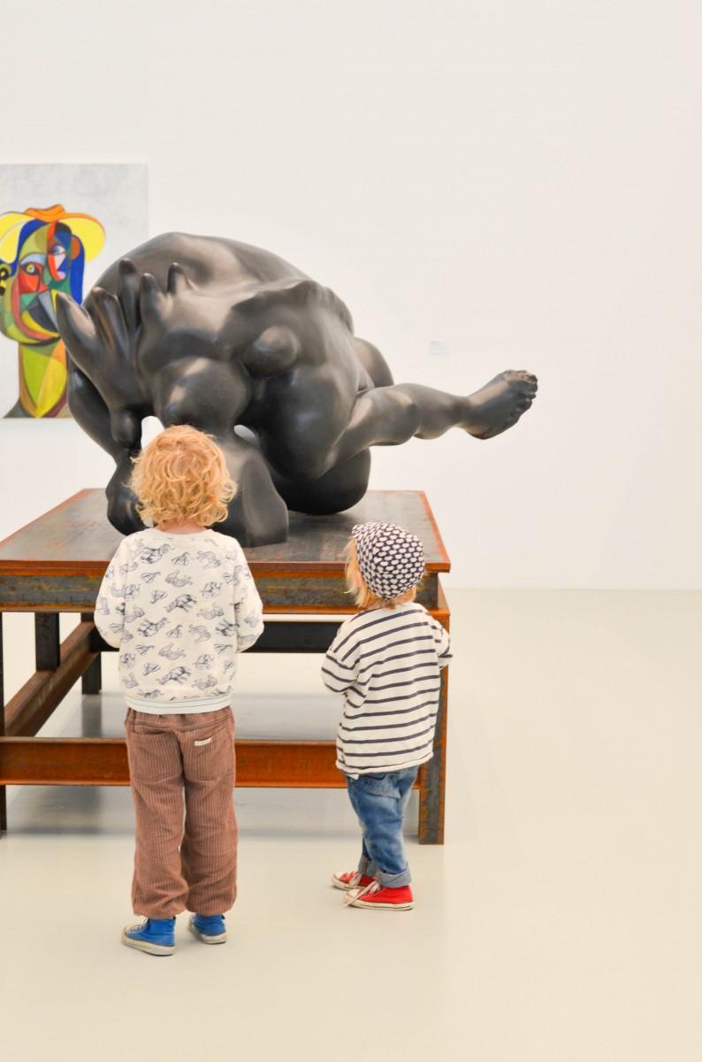 Deichtorhallen Hamburg, Kinder, Kunst