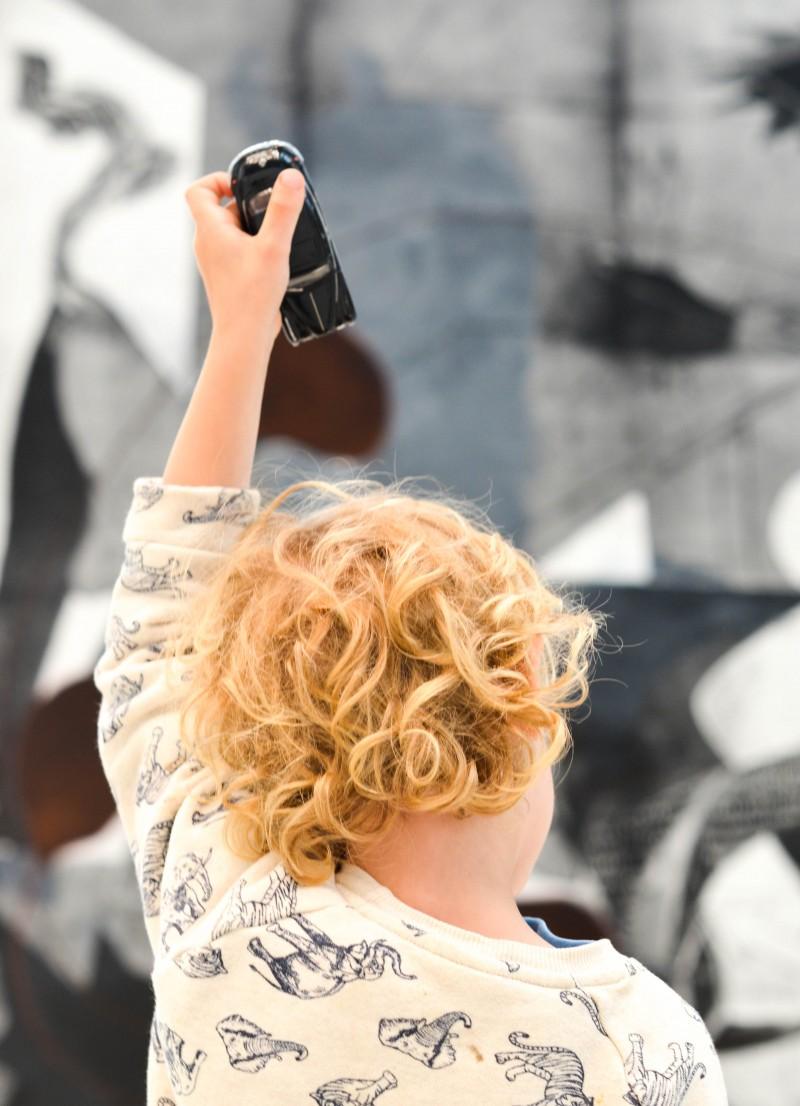 Kinder, Kunst, Hamburg