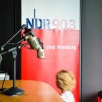 Im Radio: Was der Vierjährige fragt…