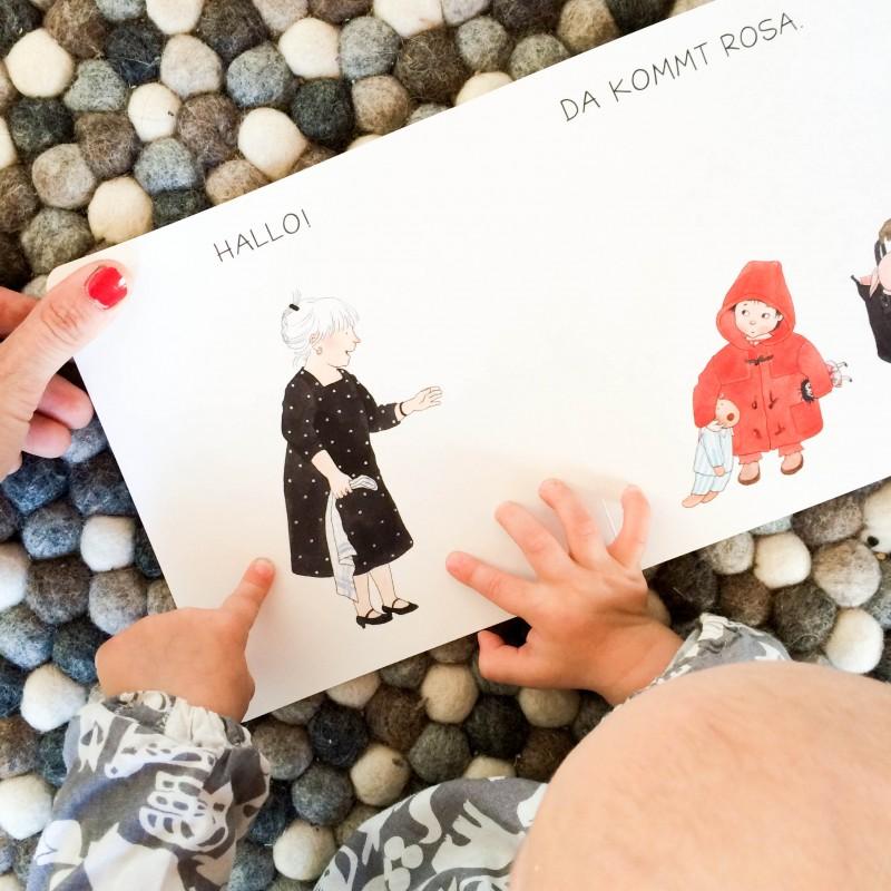 Lieblingsbuch, Babybuch
