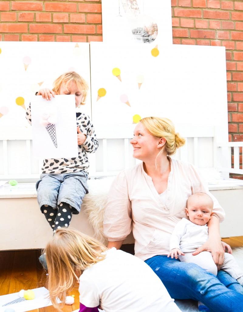 Mama sein und ein Buch schreiben, Autor werden