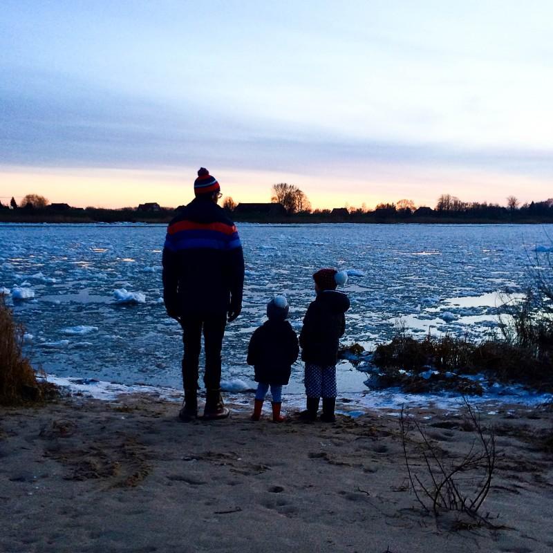 Hamburg mit Kindern, Elbe