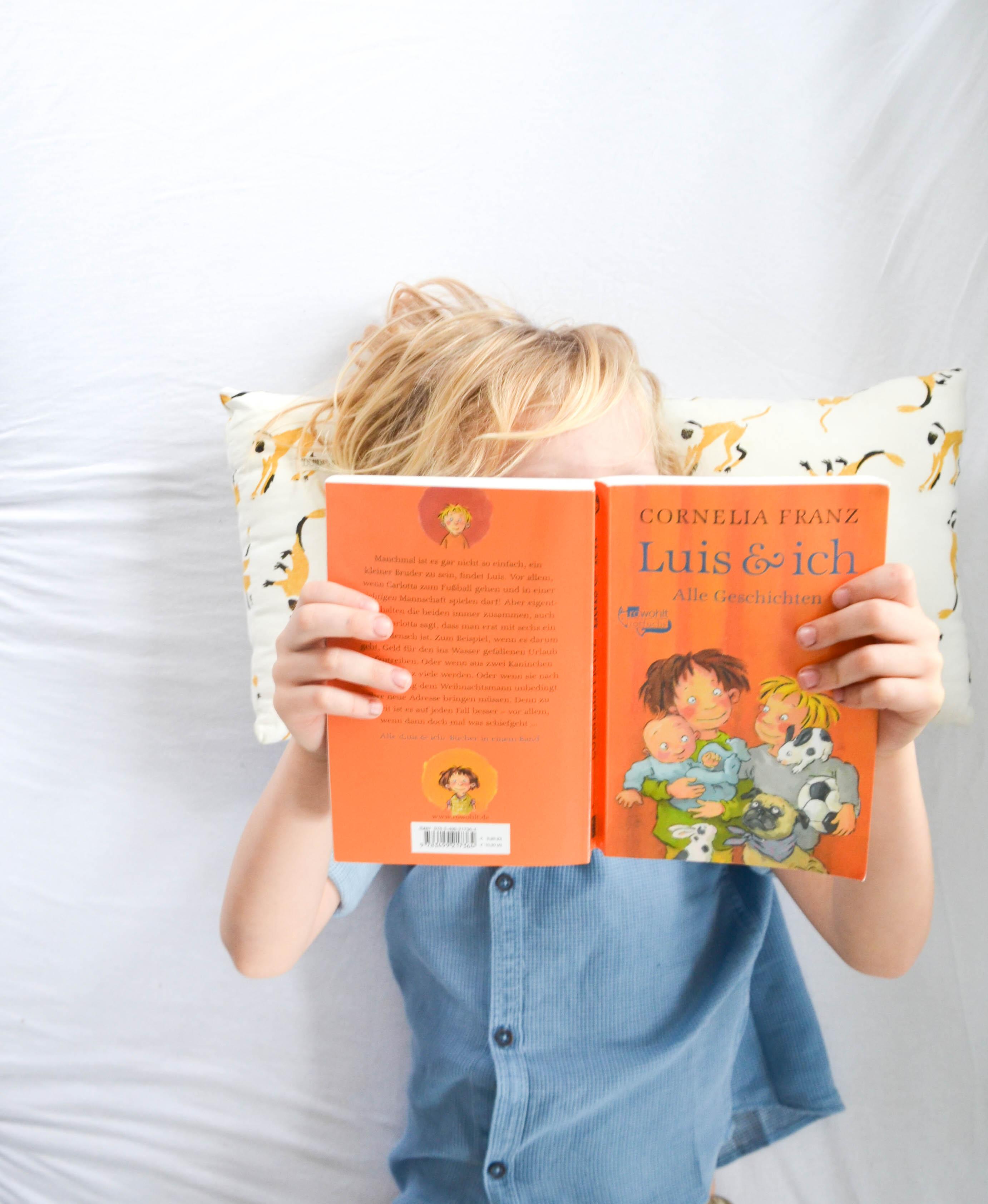 Luis und Ich, Kinderbuch, Lieblingsbücher