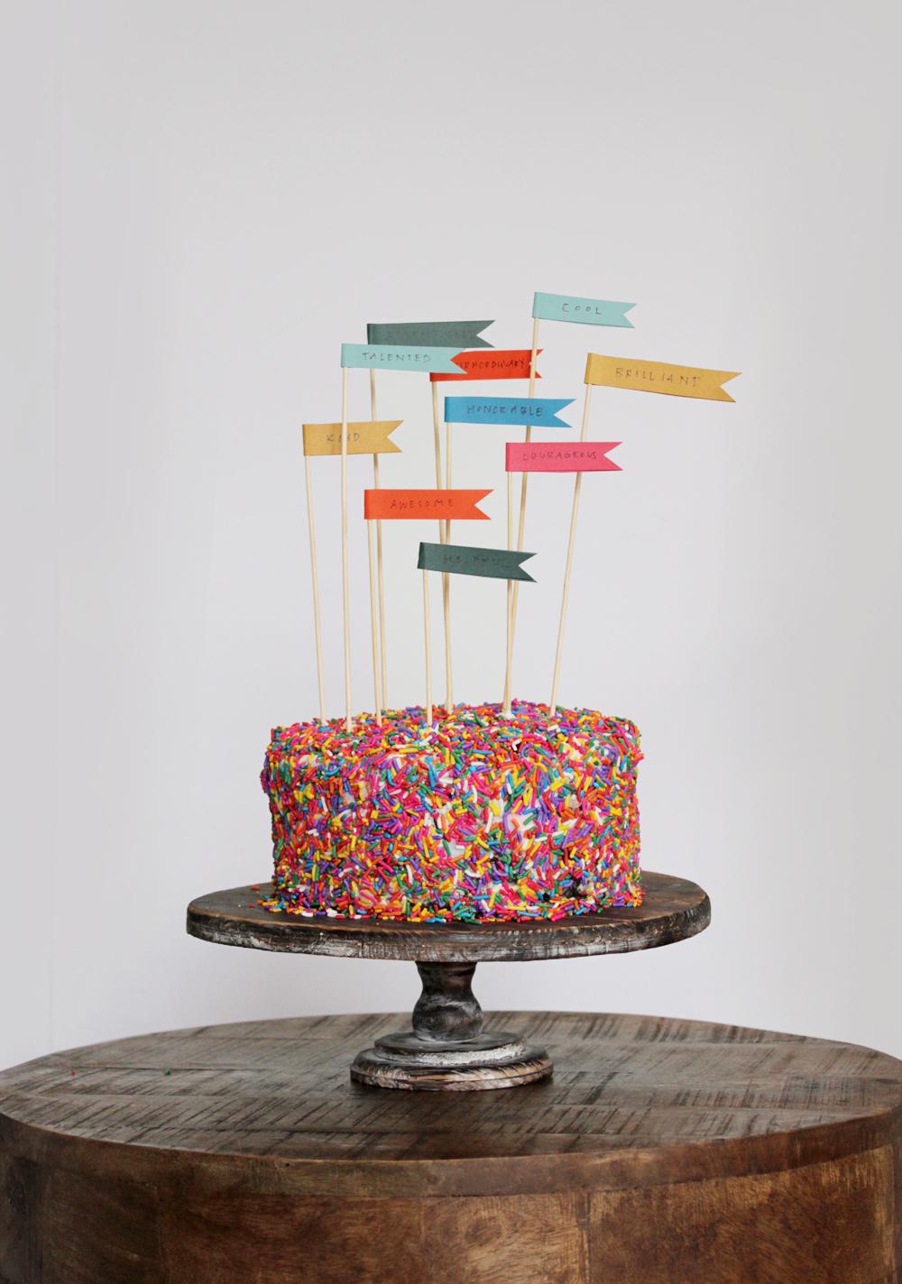 Kindergeburtstag, Geburtstagskuchen, Mer Mag
