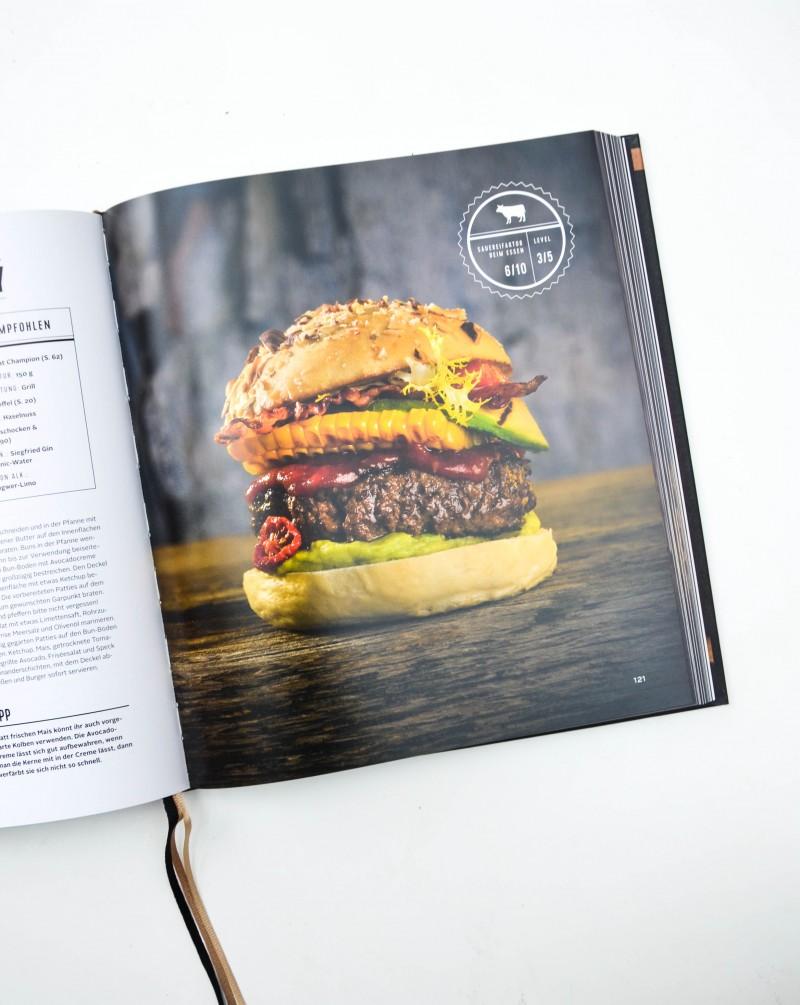 Burger Rezept, bester Burger, Burger Unser, Callwey Verlag