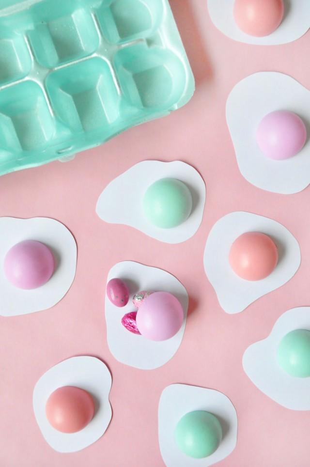 Handmade Charlotte, OStern, Eier basteln