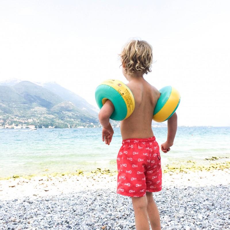 Schwimmkurs, Kinder und Konflikte, Eltern sein