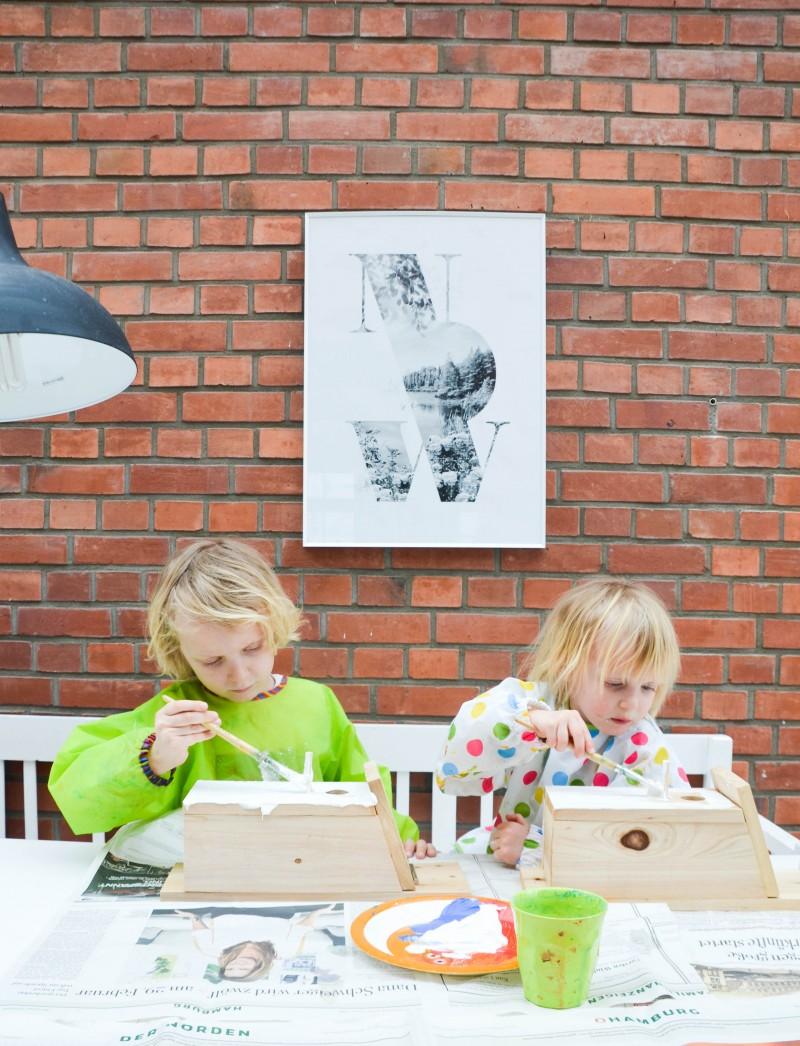 Kinder kreativ, Basteln mit KIndern