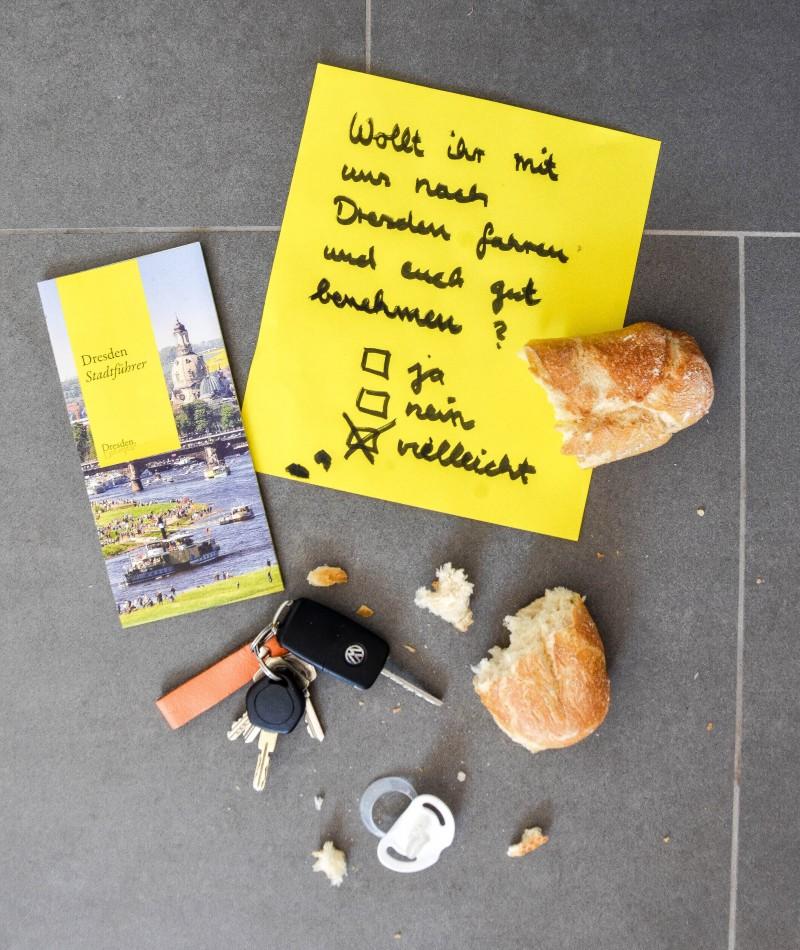 Reisen mit KIndern, Dresden, QF Hotel