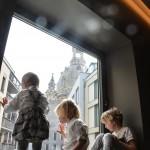 Mit Kindern im Hotel: Das QF in Dresden