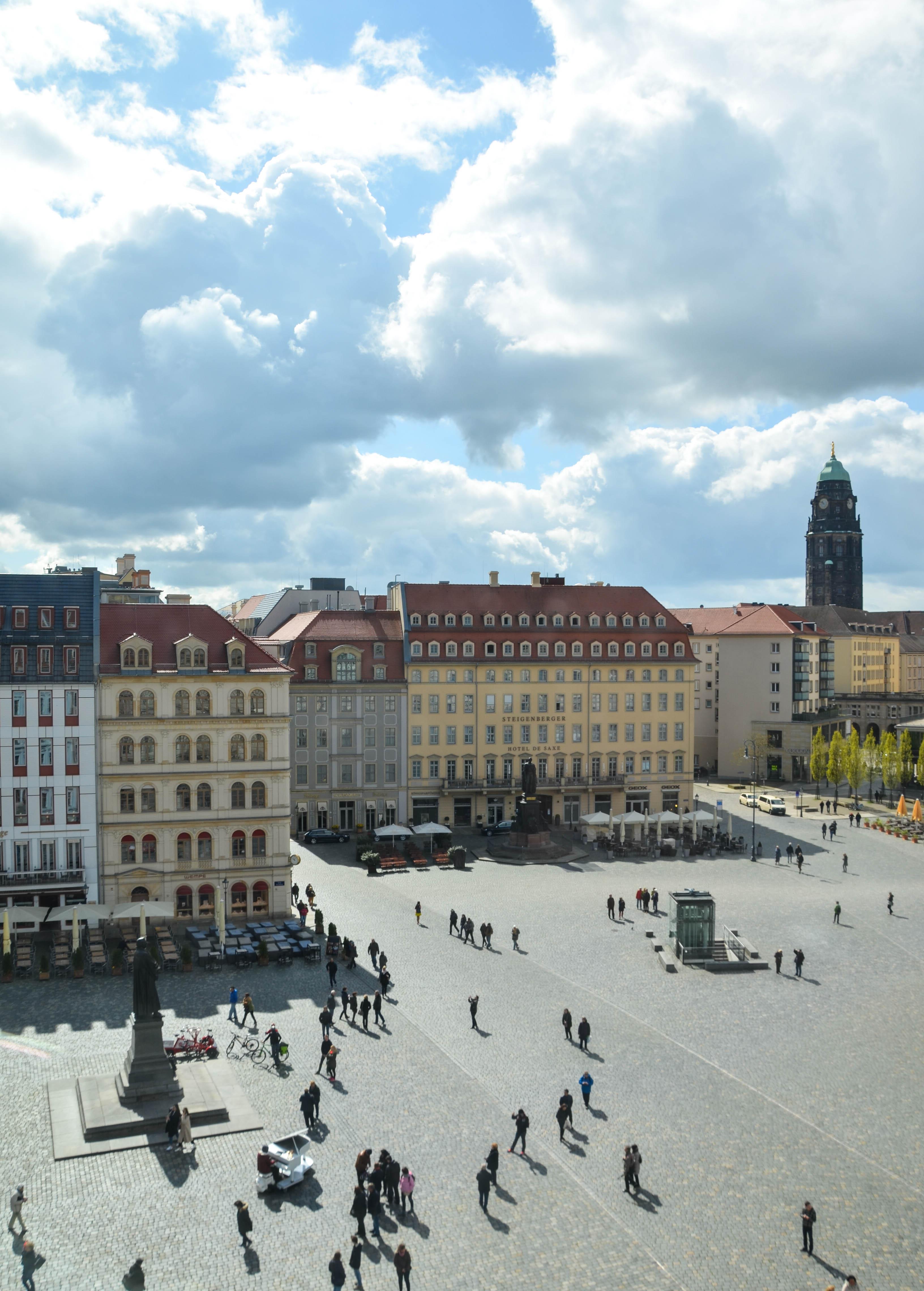 Mit Kindern Im Hotel Das Qf In Dresden Wasfurmich