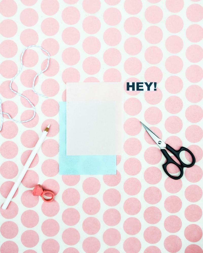 Geschenk zur Geburt, Mama werden, DIY Karte, Esspapier