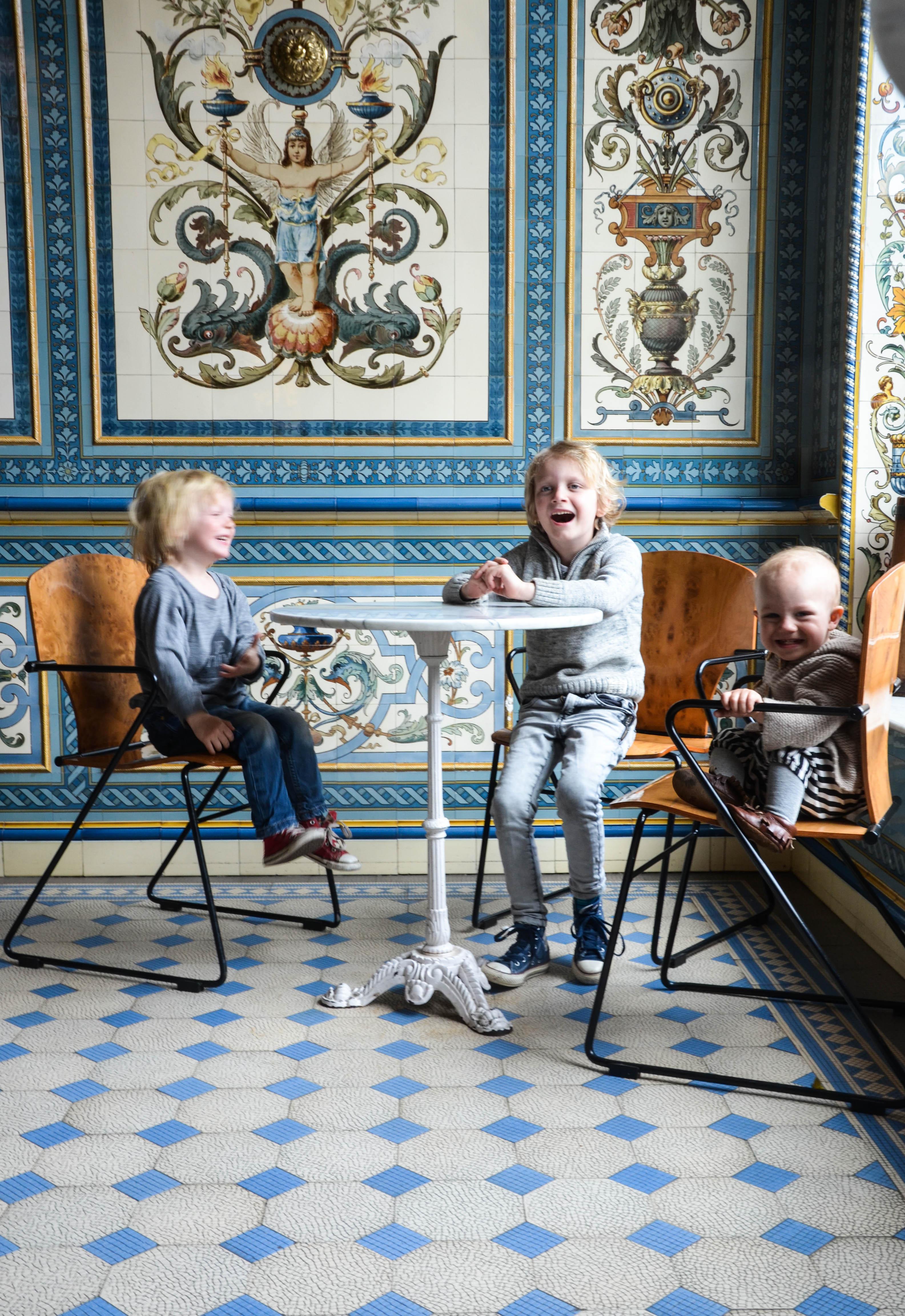 Dresden mit Kindern, Milchladen,