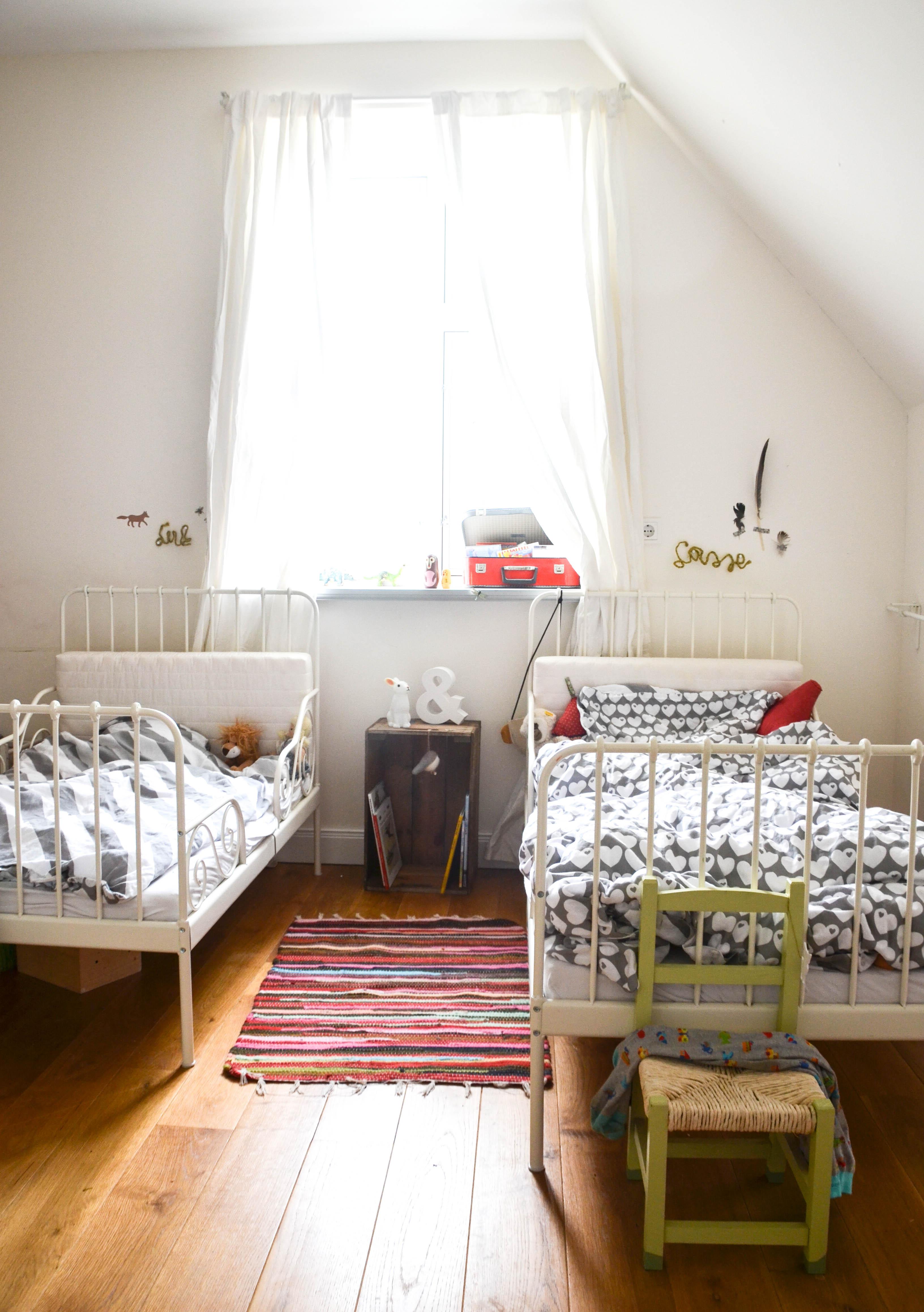 Ein neuer Mitbewohner im Kinderschlafzimmer - wasfürmich