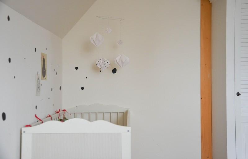 Pippis Pony Punkte, JUngszimmer, Babyzimmer