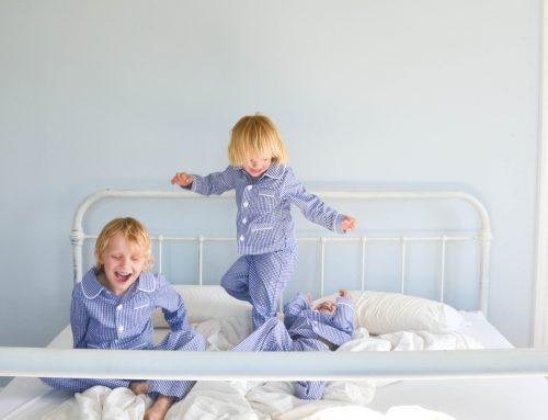Drei Kinder ins Bett bringen: Meine Tricks