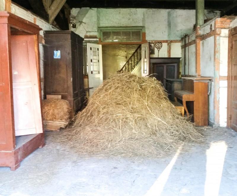 Haus Anna Elbe, altes Haus renovieren, der Traum vom Haus,