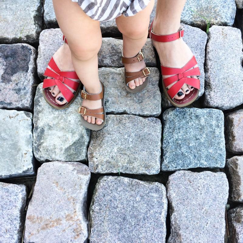 Saltwater Sandalen, Sandalen für Jungs