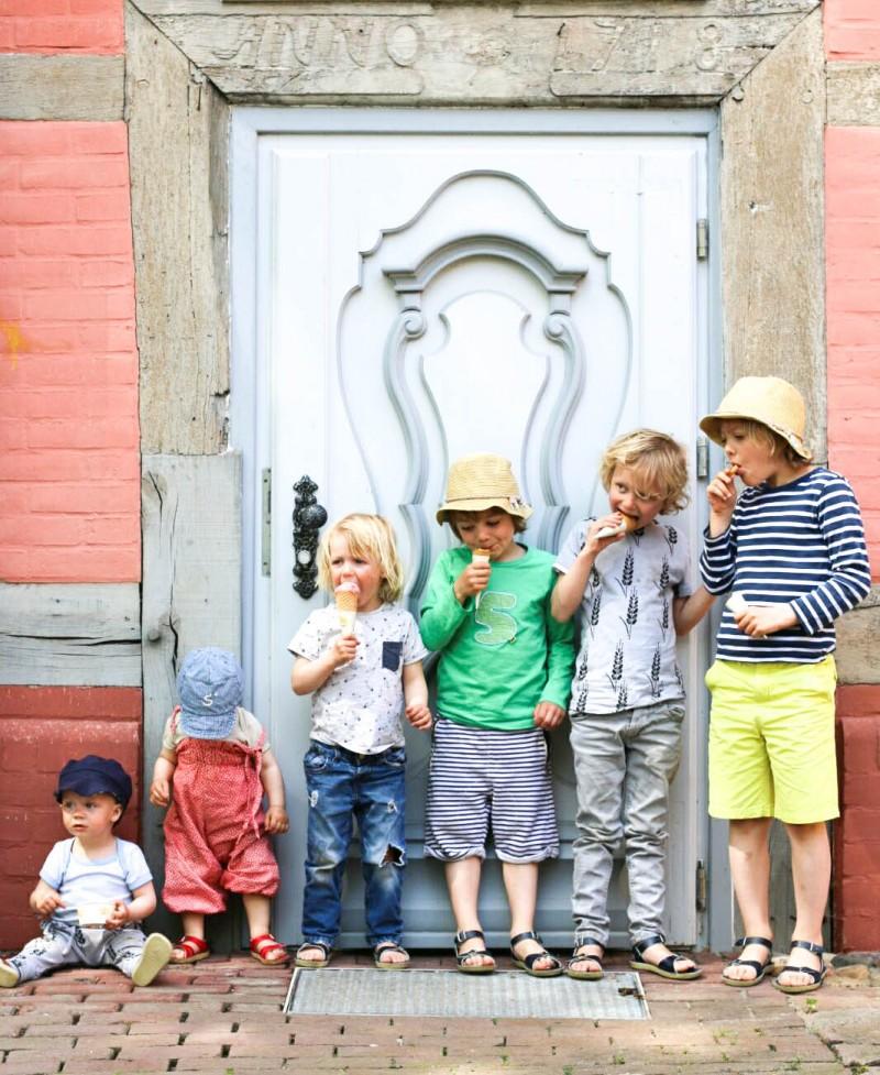Boah für Boys, Sandalen, Sommer