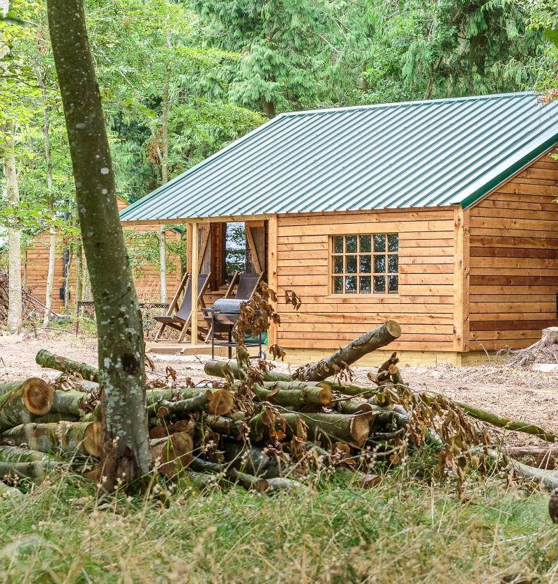 Zelten mit Kindern, Hüttenurlaub,Wiesenbett