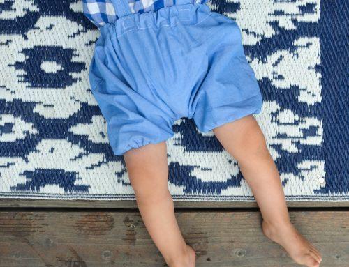 Endlich nochmal neu: Die süßeste Babyhose