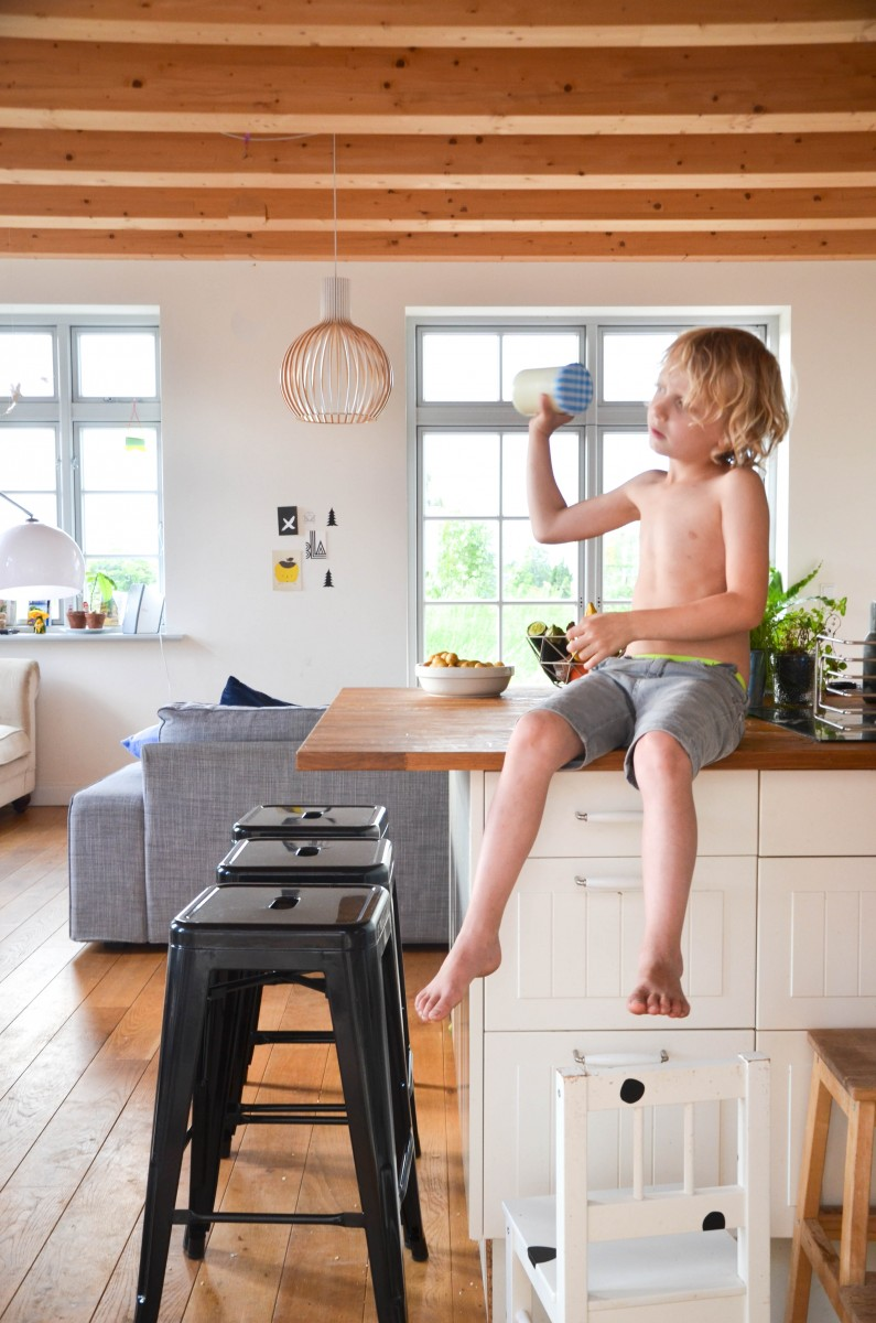 Butter machen, kochen mit Kindern, Ratzfatz Rezepte,