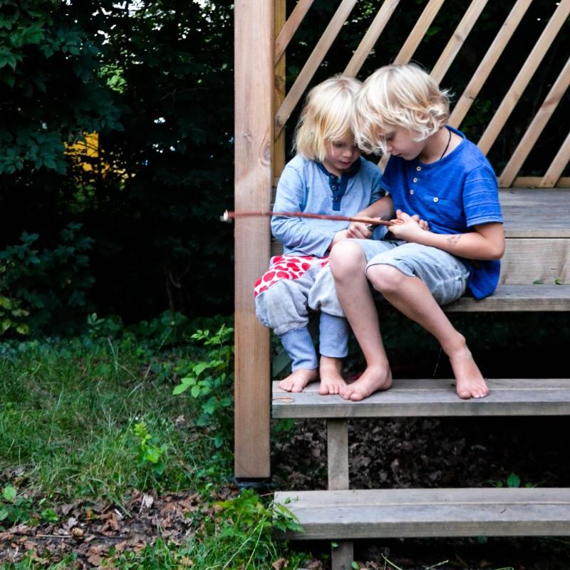 Reisen mit Kindern, Camping, Straßbourg