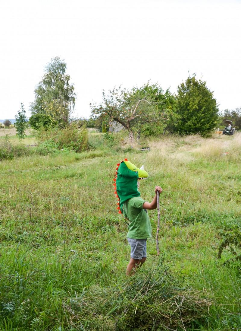 Kinder, Verkleiden, Drachenparty, Motto Drachen, vierter Geburtstag, Ideen für den Kindergeburtstag