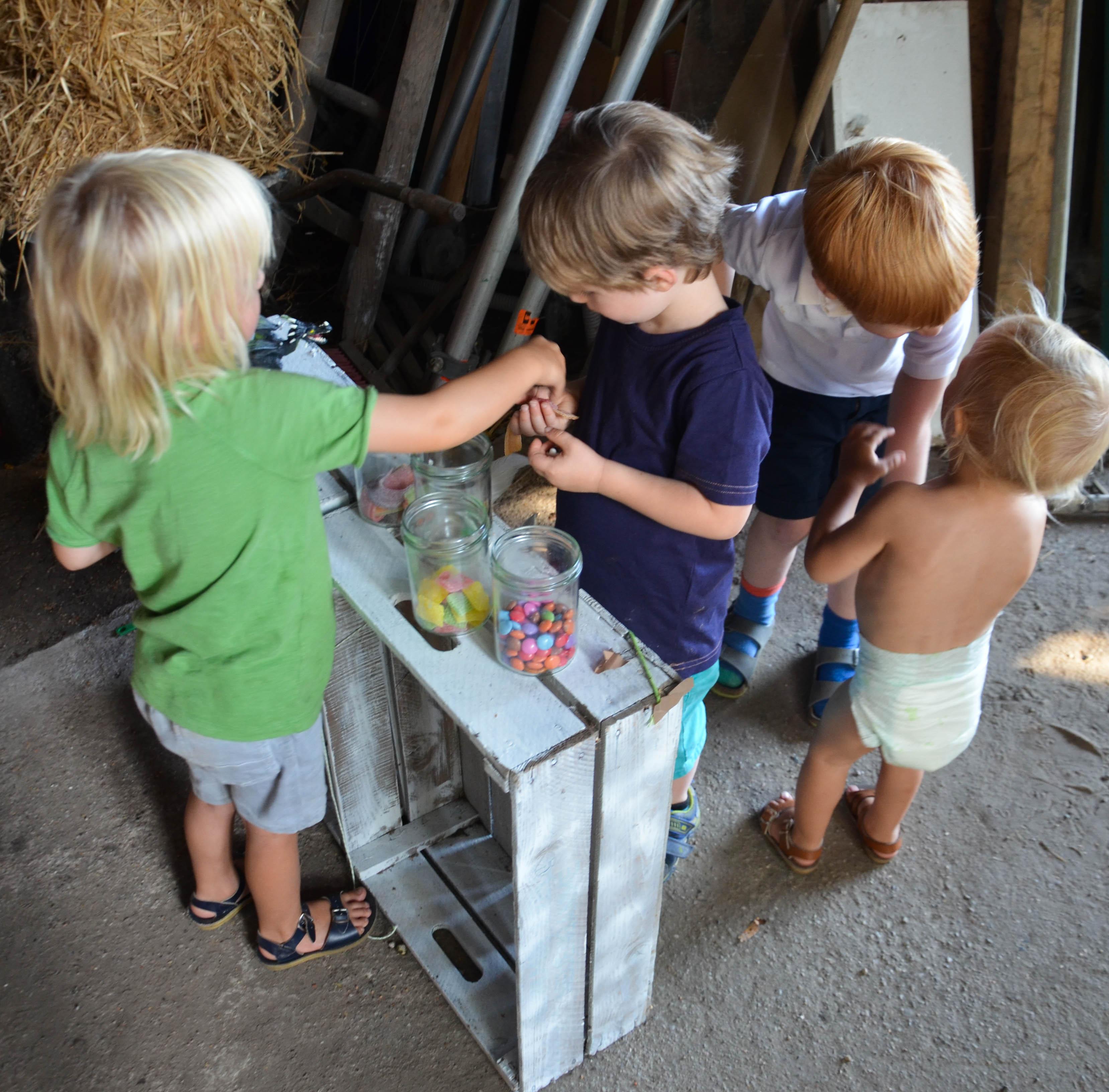 Eine Drachenparty zum vierten Geburtstag - wasfürmich