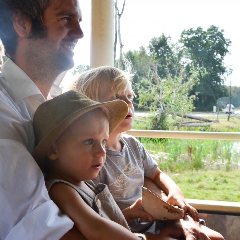 Reisen mit Kindern, Safari, Sonntagsausflug