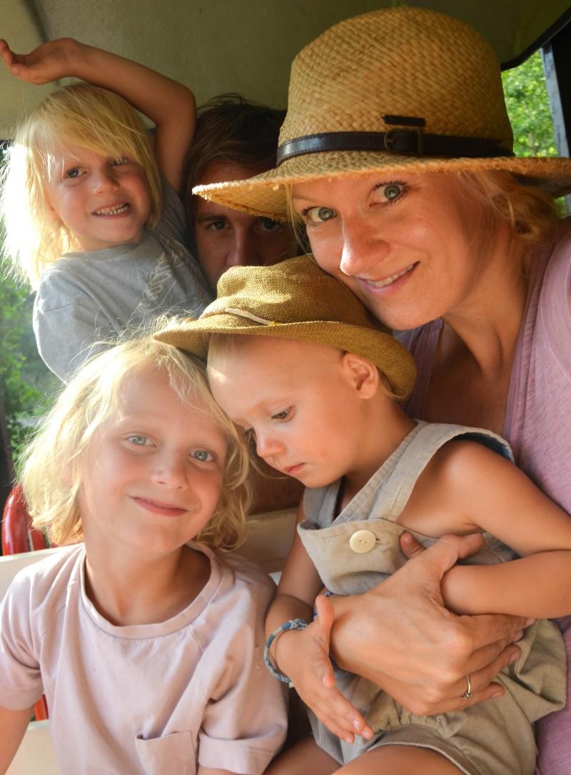 Serengeti Park, Reisen mit Kindern