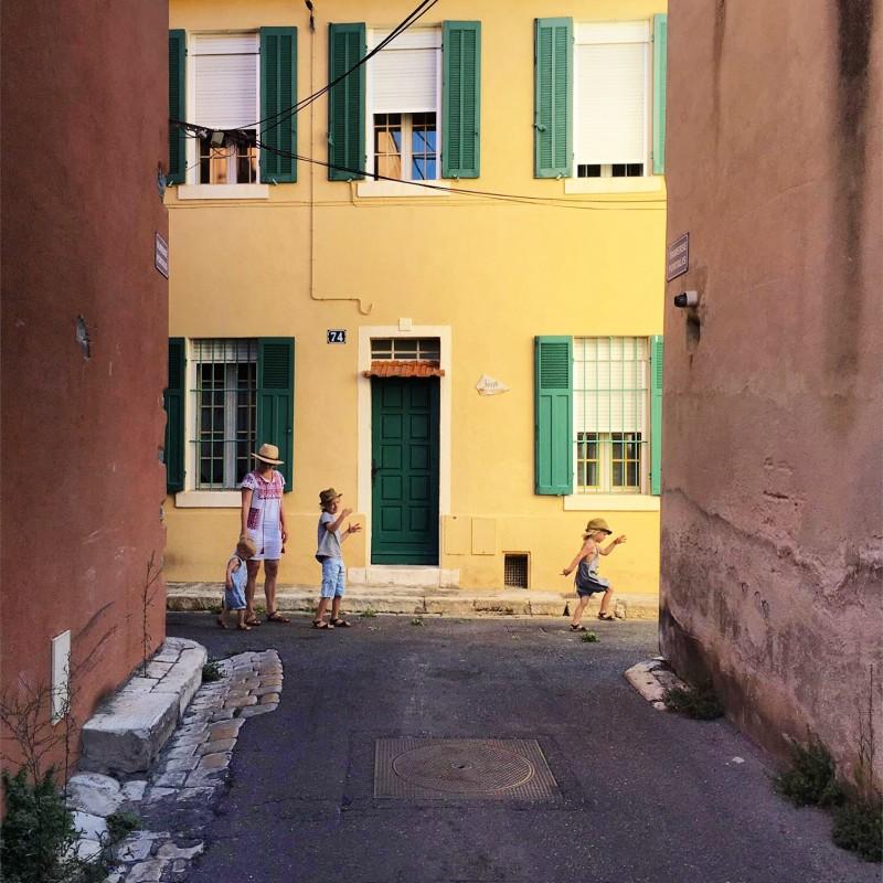Reisen mit KIndern, Südfrankreich,