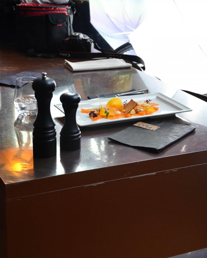 Foodblogger, H2o Restaurant, Hamburg,